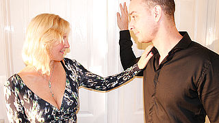 British housewife fucking the guy next door